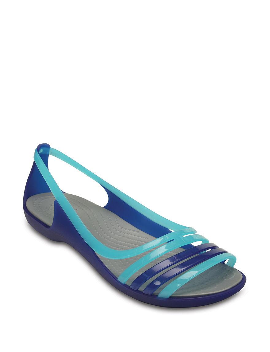 Crocs Blue