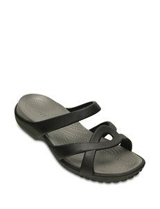 Crocs Meleen Twist Slide Sandals