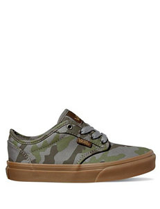 Vans Atwood Low Lace-Up Shoes – Boys 11-3