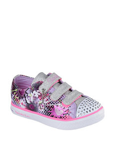 Skechers Twinkle Toes Shuffles Breeze Shoes – Toddler Girls 5-10