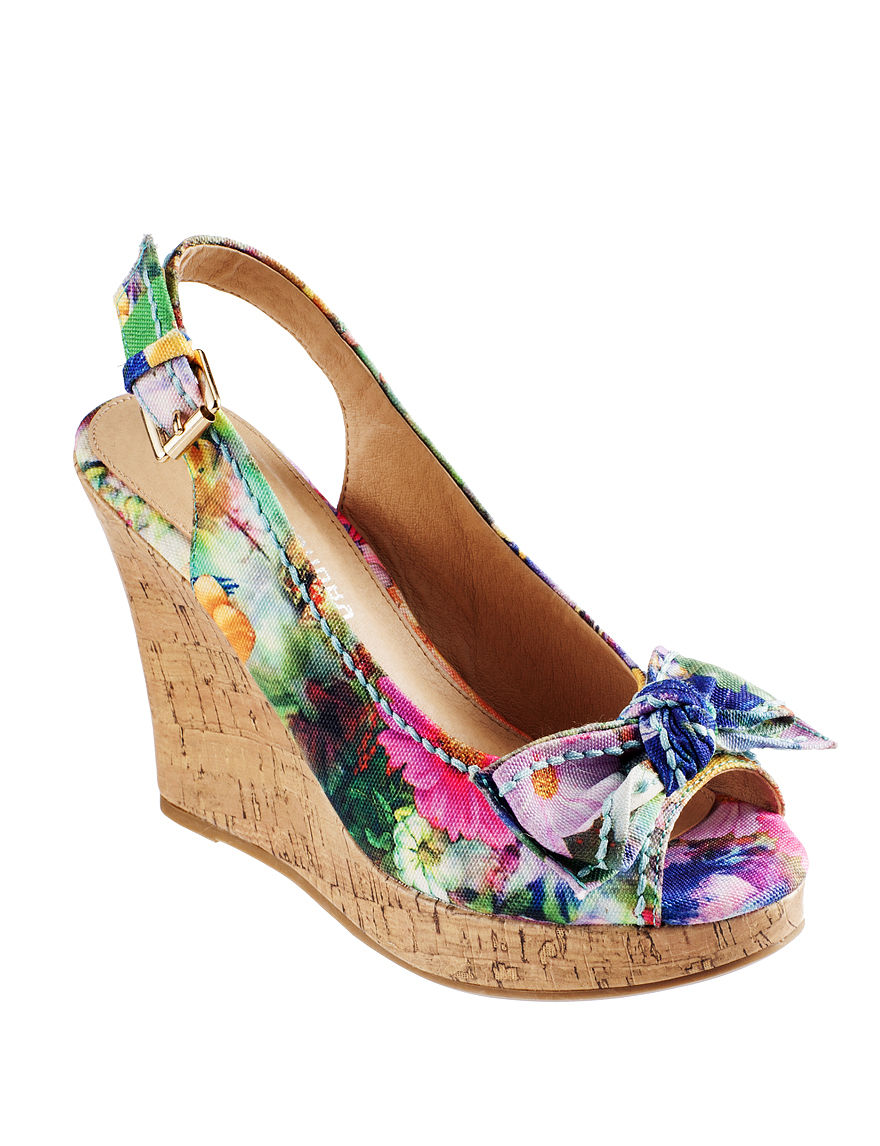 CL  Wedge Sandals