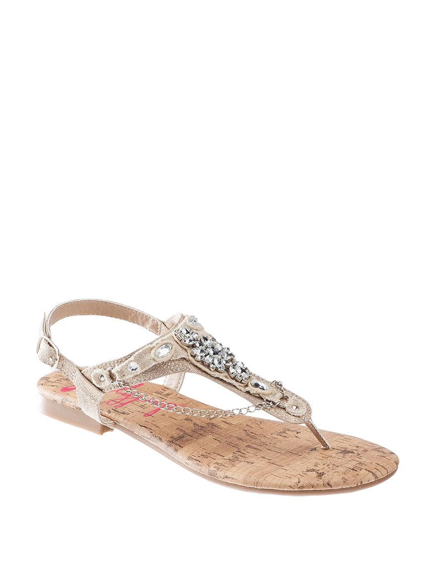 Jellypop  Flat Sandals