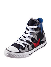 Converse Chuck Taylor All Star Hi-Top Americana Oxfords – Boys 11-3