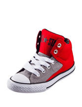 Converse® Chuck Taylor All Star Hi Street Oxfords – Boys 11-3
