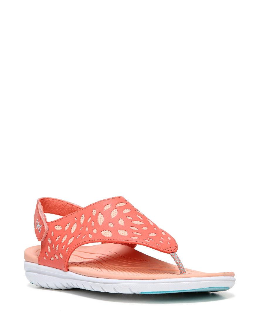 Ryka Peach Sport Sandals