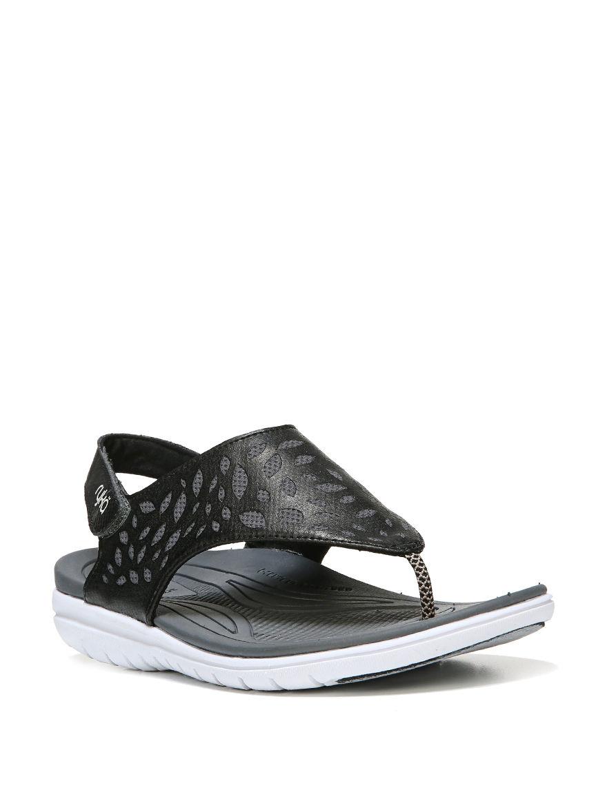 Ryka Grey Sport Sandals