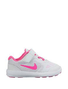 Nike Revolution 3 Athletic Shoes – Toddler Girls 5-10