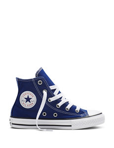 Converse All Star Roadtrip Blue Oxford Shoes – Toddler Boys 5-10