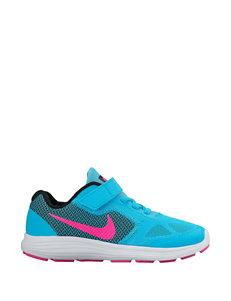 Nike Revolution 3 Athletic Shoes – Girls 11-3