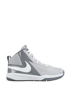 Nike Team Hustle D7 Athletic Shoes – Boys 4-7