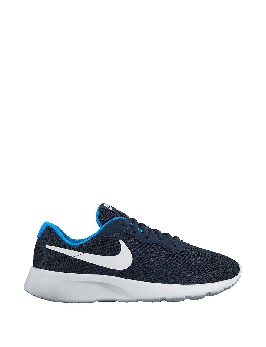 nike tanjun athletic shoes boys 4 7 stage stores