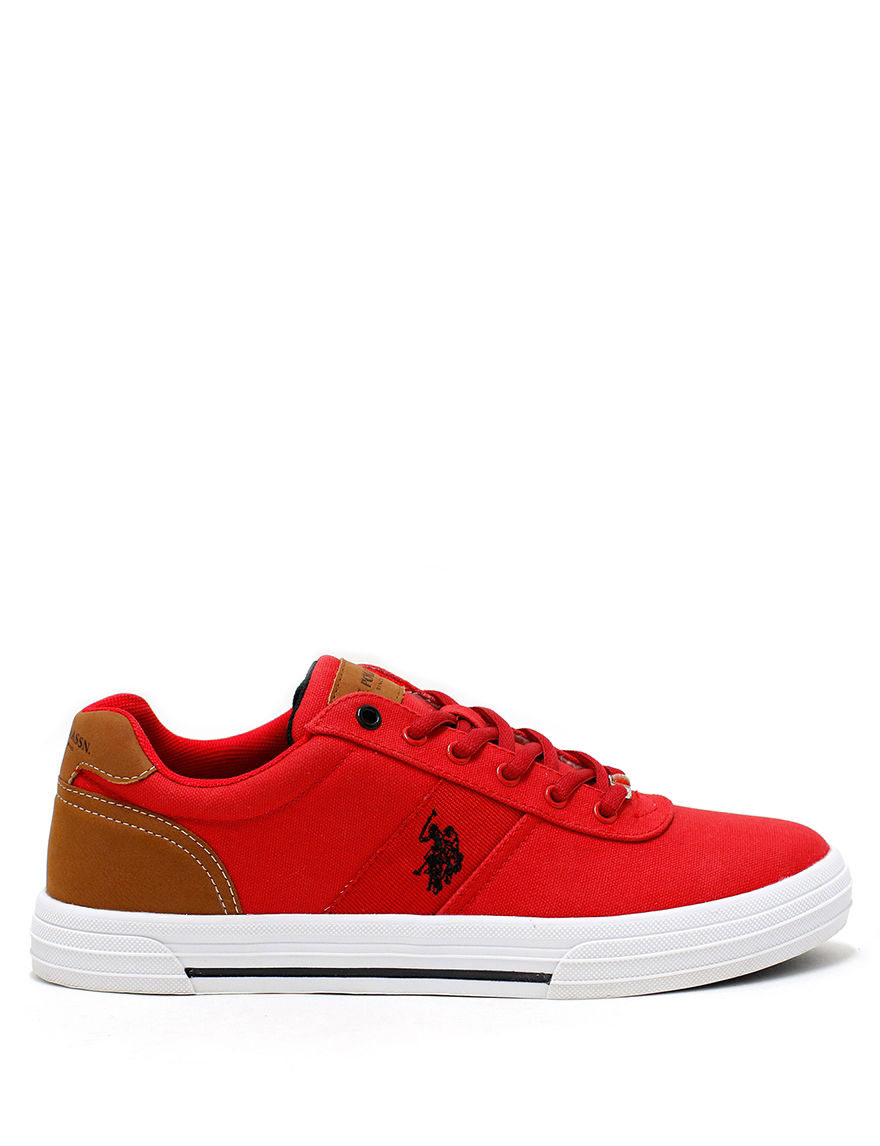 U.S. Polo Assn. Red / Black