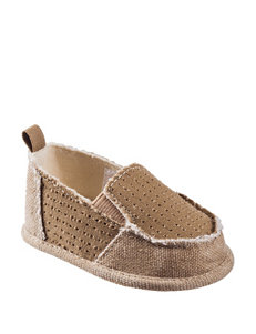 Wee Kids Canvas Slip-on Crib Shoes – Baby 1-3