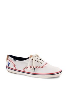 Keds® Champion Pennant Texas Rangers Oxford Shoes