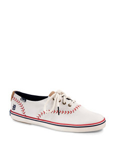 Keds® Champion Pennant Detroit Tigers Oxford Shoes