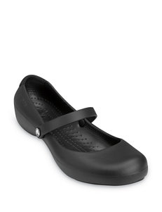 Crocs Black Slipper Shoes