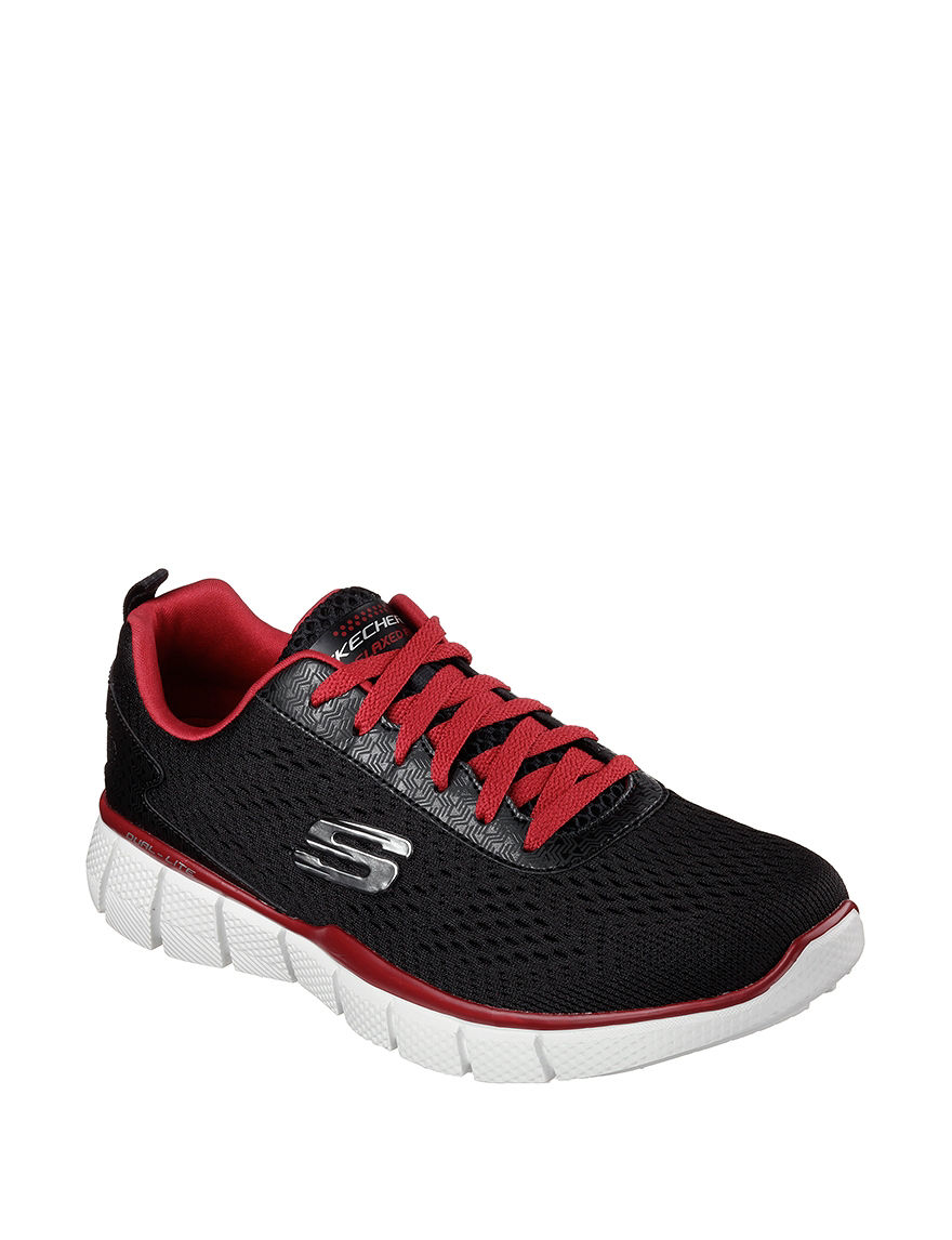 Skechers Black / Red