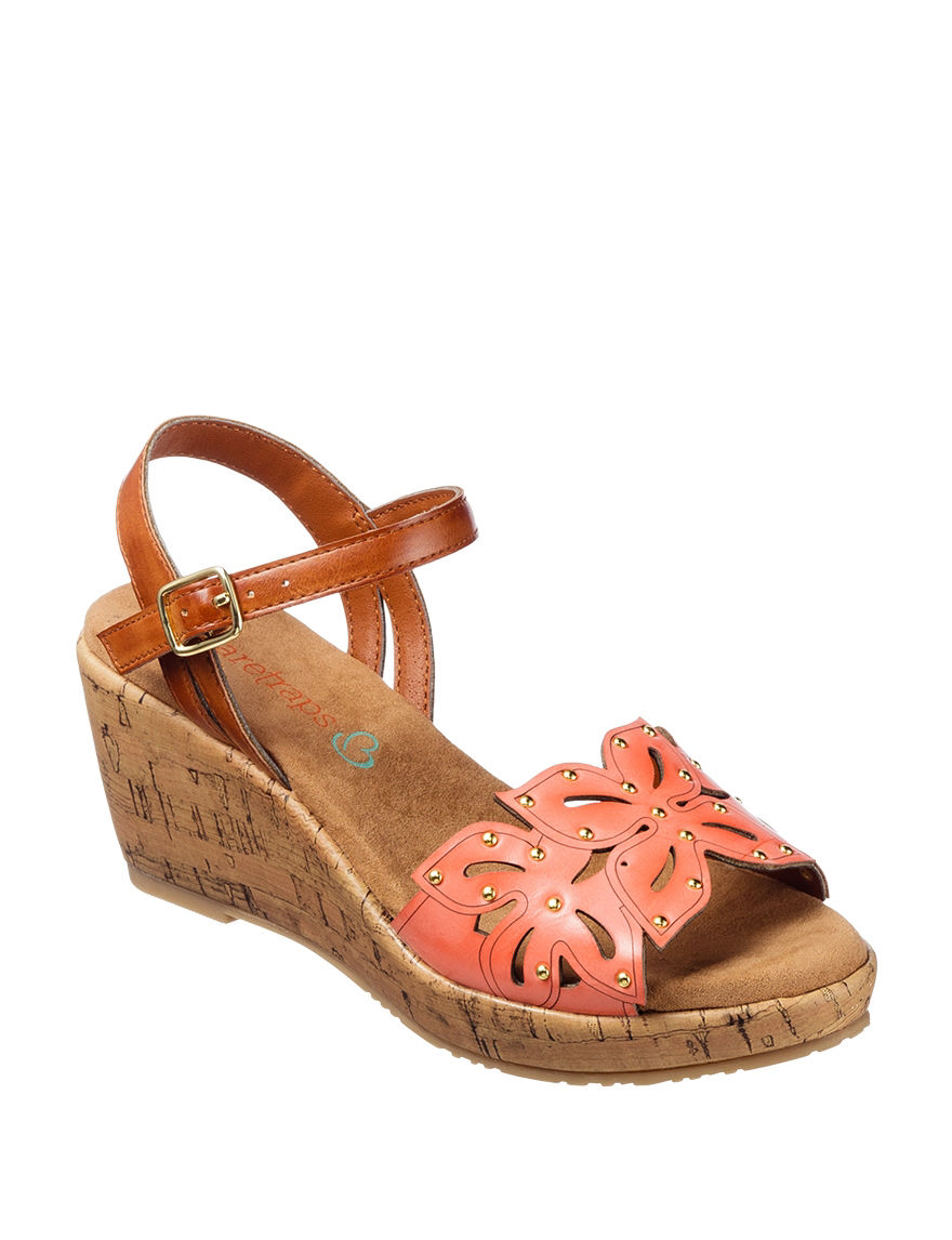 bare traps bloom wedge sandals 11 3 stage stores