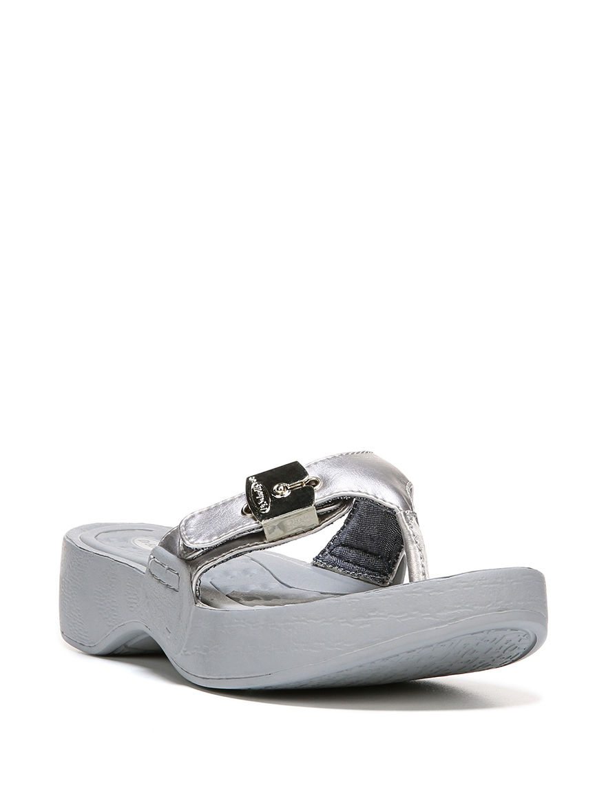 Dr. Scholl's Silver