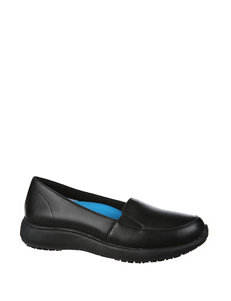 Dr. Scholl's Black Slipper Shoes