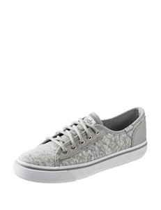 Keds Double Up Quilt Oxford Shoes – Girls 11-4