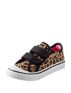 Keds Leopard Print Casual Shoes – Toddler Girls 4-12