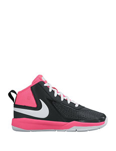 Nike Team Hustle D7 Athletic Shoes – Girls 11-3