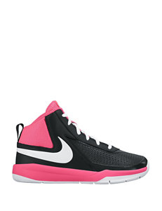 Nike Team Hustle D7 Athletic Shoes – Girls 4-6