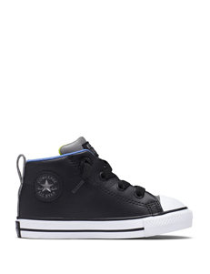Converse Chuck Taylor All Star Street Mid Oxfords – Toddler Boys 5-10