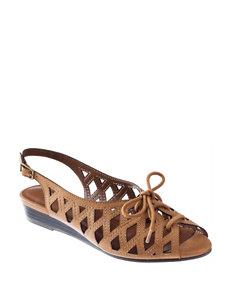 Easy Street  Wedge Sandals