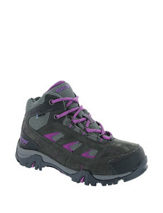 Hi-Tec Logan Jr. Waterproof Hiking Boots – Girls 10-2