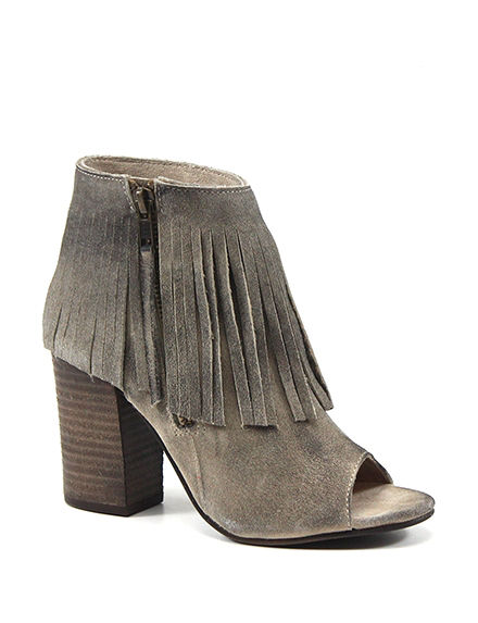 Diba True Off White Ankle Boots & Booties