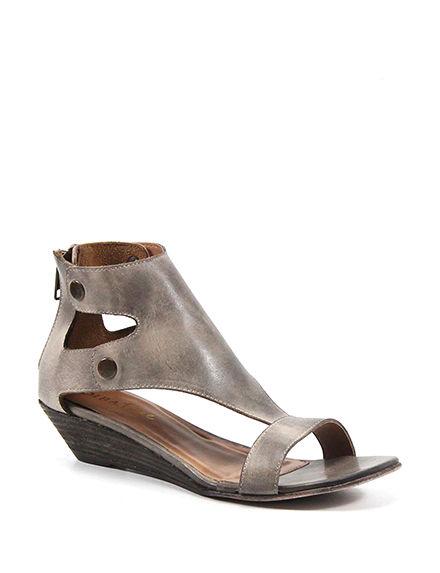 Diba True Off White Wedge Sandals