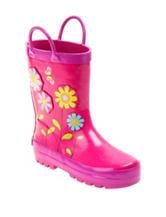 Laura Ashley Lil Amelia Rain Boots – Toddler Girls 7-12