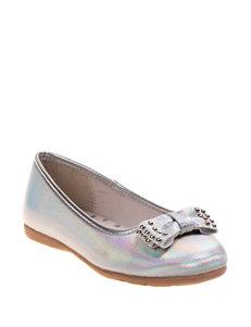 Kensie Avery Ballet Flats – Girls 11-4