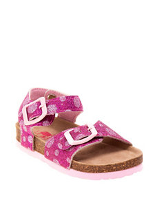 Rugged Bear Layla Sandals – Toddler Girls 6-10