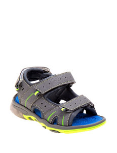 Rugged Bear Tristan Light-up Sandals – Boys 11-3