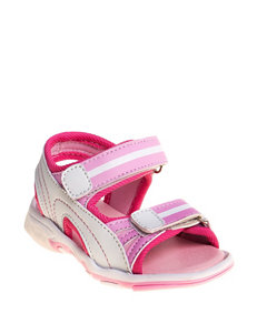 Rugged Bear Gianna Sandals – Toddler Girls 5-12