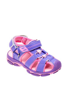 Rugged Bear Alexa Sandals – Toddler Girls 5-12