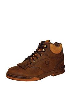 Roper Horseshoe Kiltie Boots