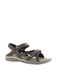Hi-Tec Chocolate Sport Sandals