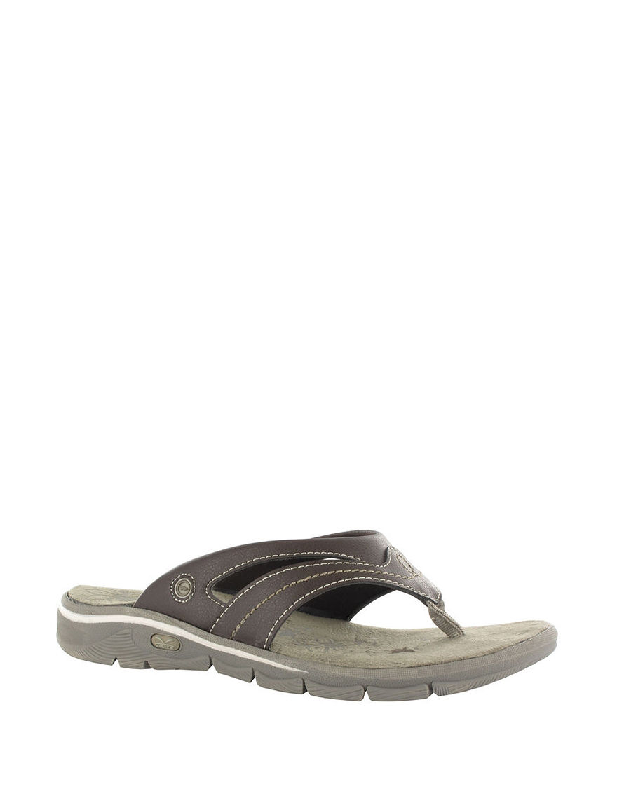Hi-Tec Chocolate Sport Sandals