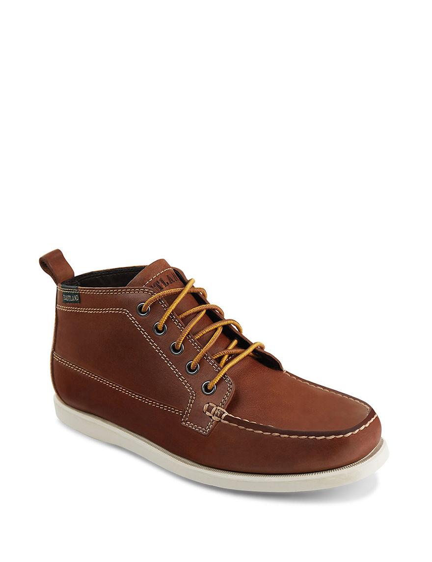 Eastland Peanut Chukka Boots