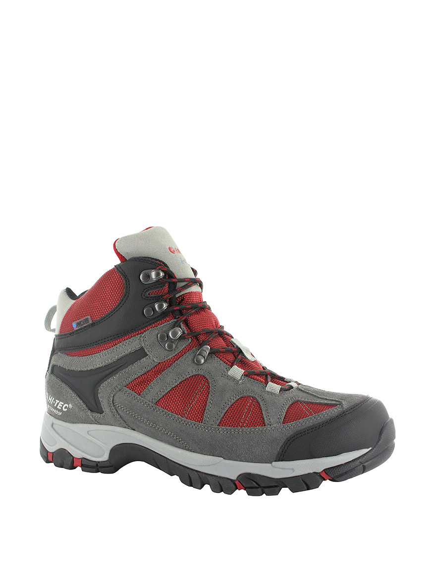 Hi-Tec Grey Hiking Boots