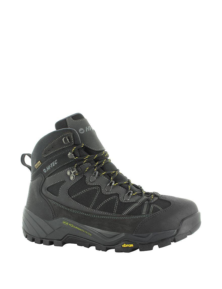Hi-Tec Grey Hiking Boots