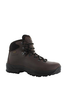 Hi-Tec Brown Hiking Boots