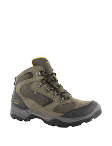 Hi-Tec Brown Hiking Boots