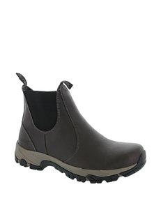 Hi-Tec Dark Brown Hiking Boots