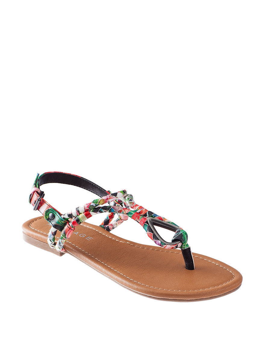 Rampage  Flat Sandals