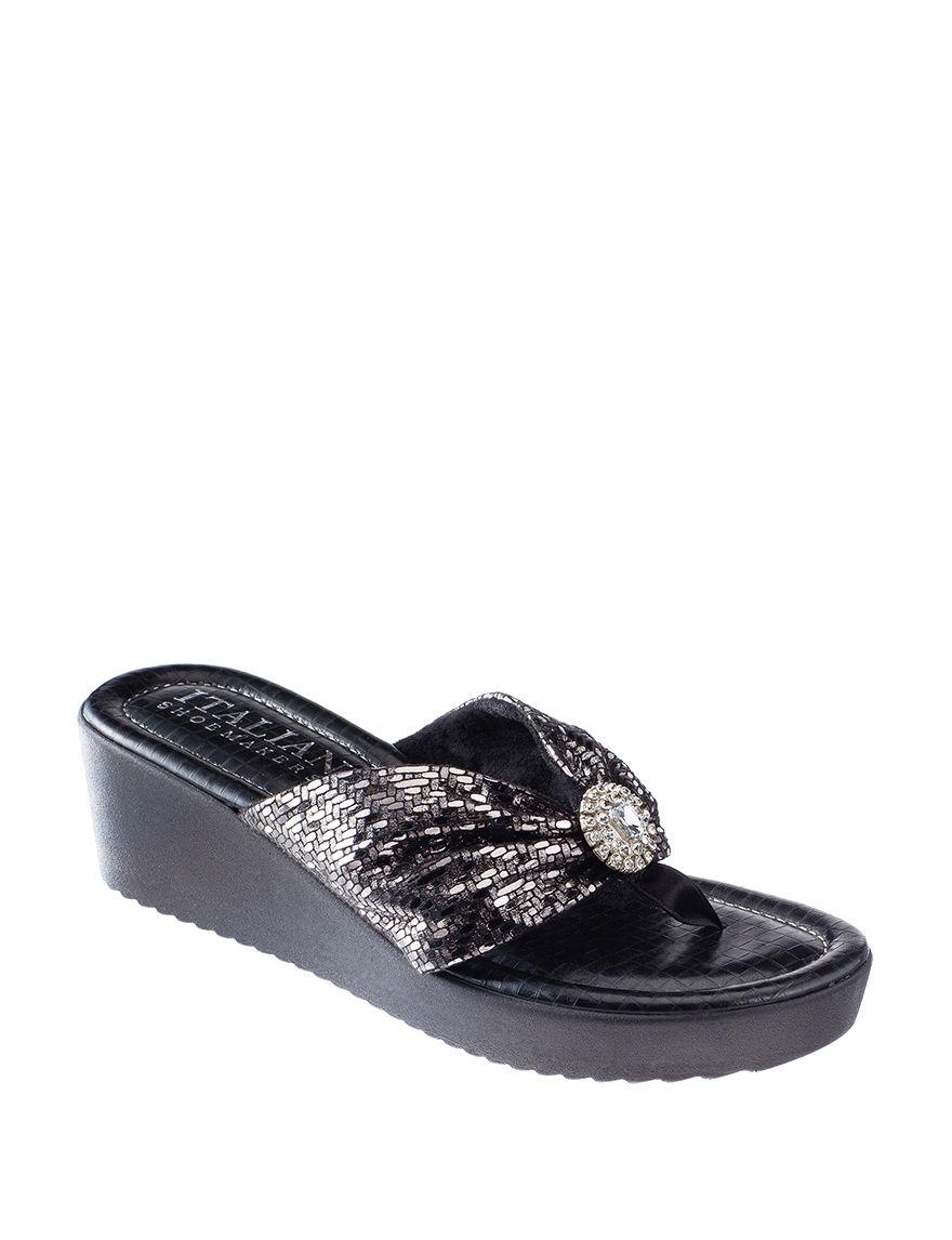 Italian Shoemakers Black